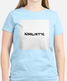 Nihilistic Women's Pink T-Shirt