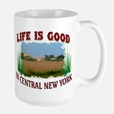 Life Is Good in CNY Mug