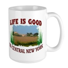 Life Is Good in CNY Mug