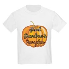 Great Grandma's Pumpkin T-Shirt