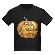 Great Grandma's Pumpkin T