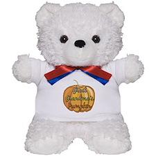 Great Grandma's Pumpkin Teddy Bear