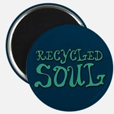 Recycled Soul Magnet