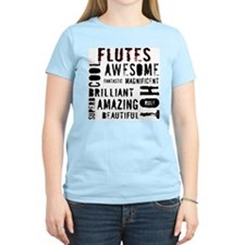 Are_Hot_Flutes copy T-Shirt