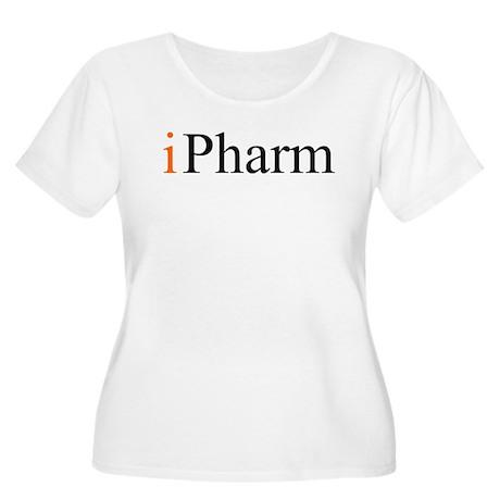 iPharm Women's Plus Size Scoop Neck T-Shirt