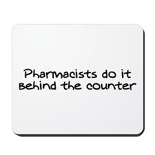 The Counter Mousepad