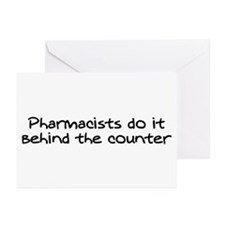 The Counter Greeting Cards (Pk of 10)