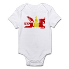 Mongol Horse Infant Bodysuit