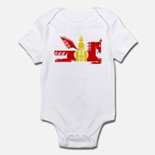 Mongol Horse Infant Bodysuit