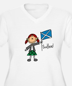 Scotland Ethnic T-Shirt