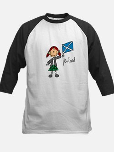 Scotland Ethnic Tee
