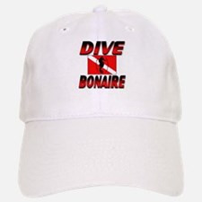 Dive Bonaire (red) Hat #2