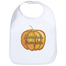 Memere's Pumpkin Bib