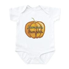 Memere's Pumpkin Infant Bodysuit
