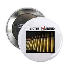 "GUN RIGHTS 2.25"" Button (10 pack)"