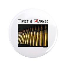 "GUN RIGHTS 3.5"" Button (100 pack)"