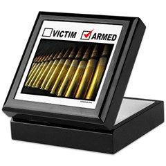 GUN RIGHTS Keepsake Box