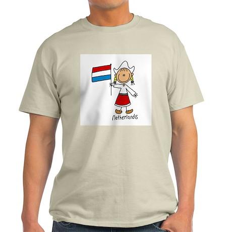 Netherlands Ethnic Light T-Shirt