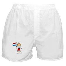Netherlands Ethnic Boxer Shorts