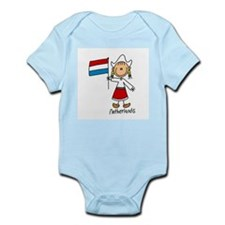 Netherlands Ethnic Infant Bodysuit