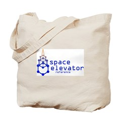 The Space Elevator Reference Tote Bag