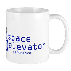 The Space Elevator Reference Mug