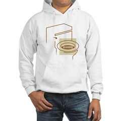 The Economy is in the Toilet Hoodie