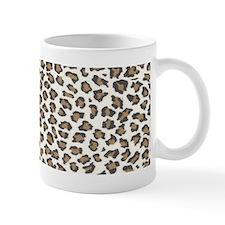Leopard spots Small Mug