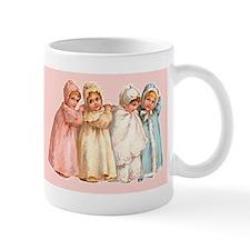 Little girl's hot chocolate Mug