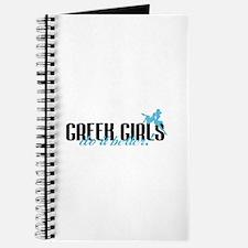 Greek Girls Do It Better! Journal