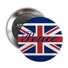 """British Peace 2.25"""" Button"""