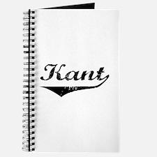 Kant Journal