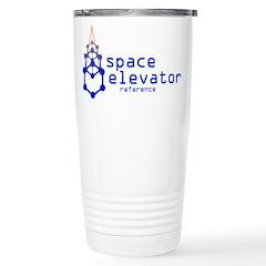 The Space Elevator Reference Travel Mug