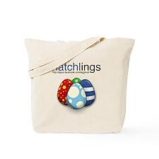 Egg Logo Tote Bag