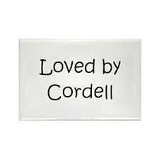 Unique Cordell Rectangle Magnet