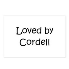 Unique Cordell Postcards (Package of 8)
