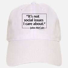 It's not social issues I care Hat