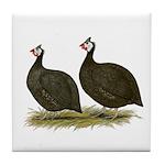 Chocolate Guineas Tile Coaster