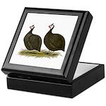Chocolate Guineas Keepsake Box