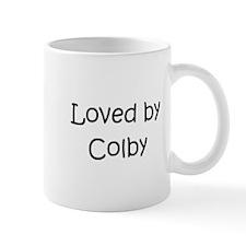 Funny Colby Mug
