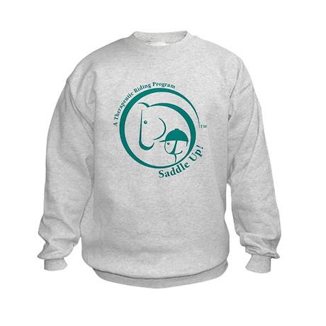 Saddle Up! - Kids Sweatshirt
