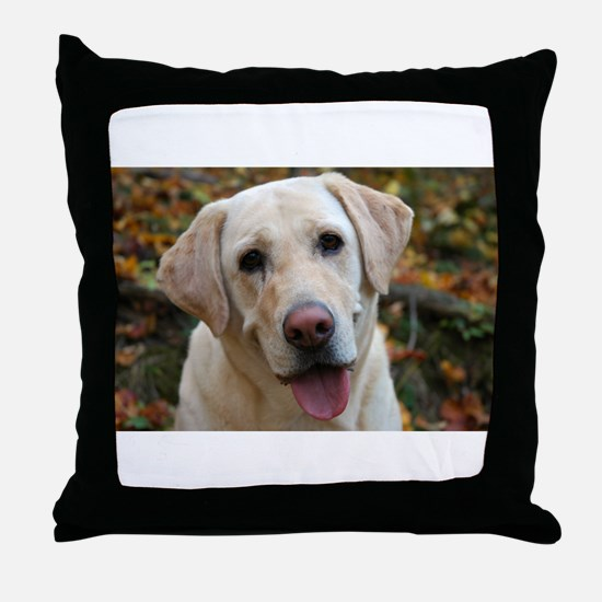 Cute West Throw Pillow