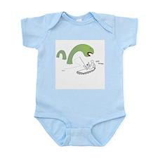 Loch Ness Monster Infant Creeper