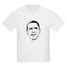 Obama Line Portrait T-Shirt