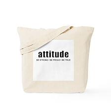 Original Attitude Tote Bag