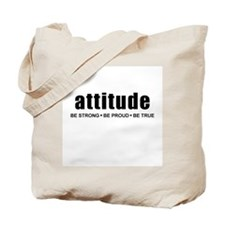 Original Attitude Tote Bag