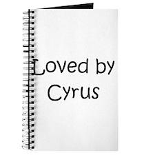 Cute Cyrus Journal