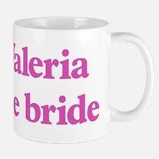 Valeria the bride Mug