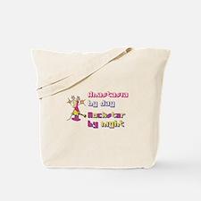 Anastasia - Rock Star By Nigh Tote Bag
