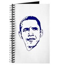 Obama Line Portrait Journal